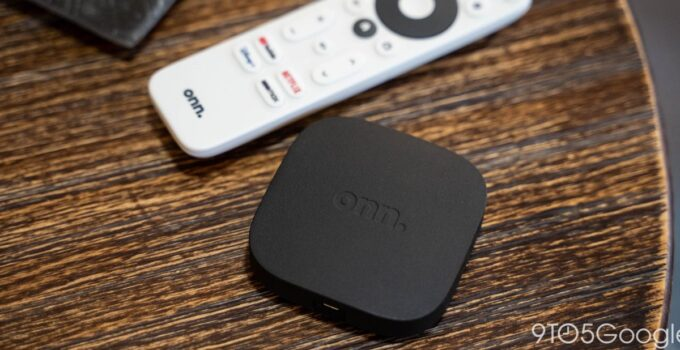 4K Android TV Box от Walmart поддерживает HDR, но не Dolby Vision 147