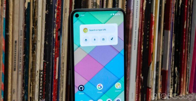 Chrome для Android получит новый виджет, соответствующий iOS, в комплекте с ярлыком Dino Run [Updated] 129