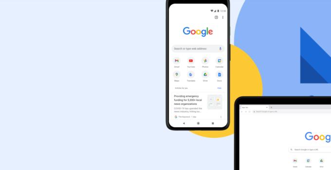 Chrome 92 расширяет изоляцию сайтов до расширений, больше сайтов на Android 153