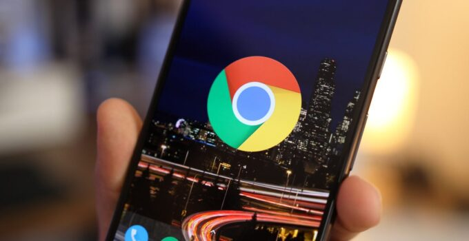 Chrome 94 представляет Material You и Dynamic Color на Android 12 105