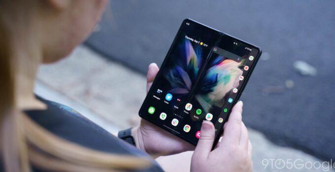 Galaxy Обновление Tab S7 приносит удобную «панель задач» из Galaxy Z Fold 3 301