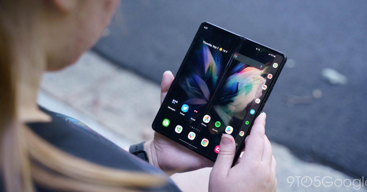 Galaxy Обновление Tab S7 приносит удобную «панель задач» из Galaxy Z Fold 3 1