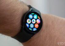 Galaxy Последнее обновление Wear OS от Watch 4 устраняет проблемы с сенсорной панелью 2