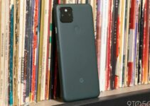 Google выпускает Pixel 5a с заводскими изображениями 5G 'barbet' 2