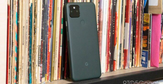 Google выпускает Pixel 5a с заводскими изображениями 5G 'barbet' 307
