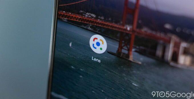 Google Lens появится в настольном Chrome в качестве нового интегрированного инструмента поиска изображений 173