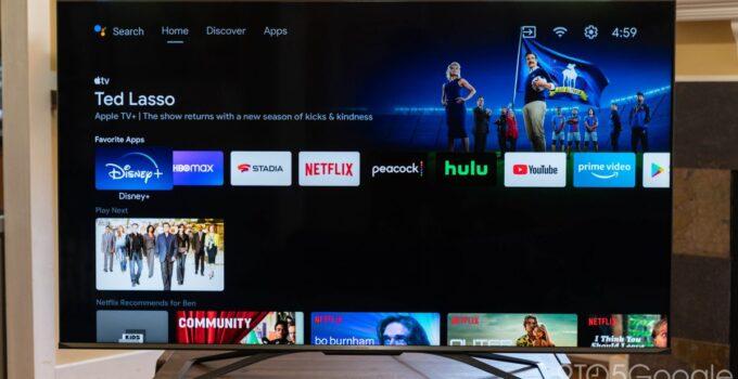 Обзор: Hisense U8G превосходит Chromecast по производительности Android TV с панелью высшего уровня 195