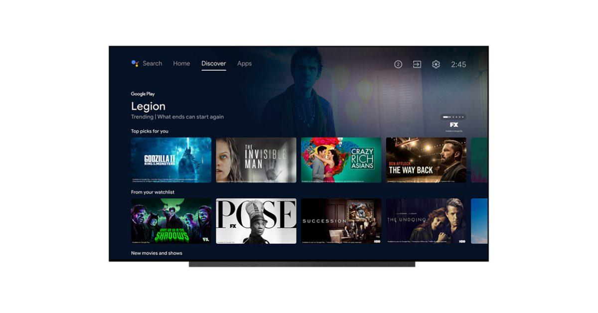 Marvel продвижение Шан-Чи на Android TV с одной из первых рекламы контента, который вы не можете смотреть 1