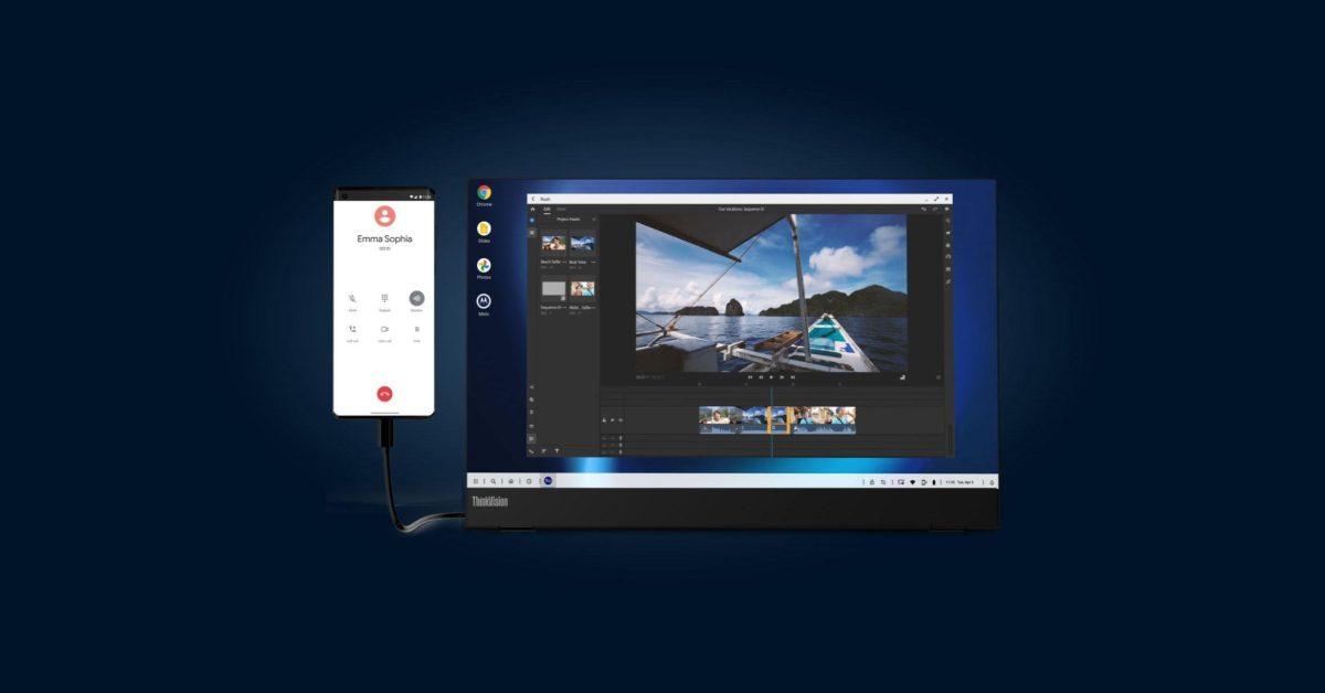Motorola готова к еще одному настольному режиму Atrix / Webtop 1