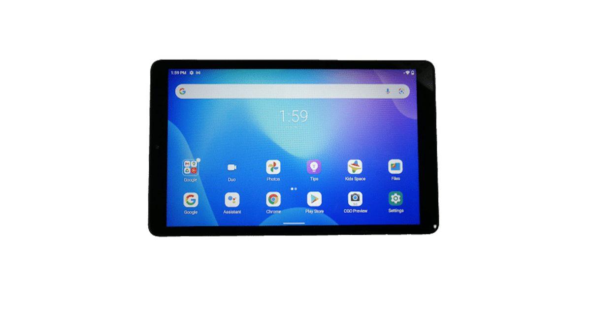 Motorola Tab G20 появляется в списке Play Console и выглядит как планшет от Lenovo с новым брендом 1