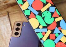 Samsung официально запускает бета-версию Android 12 в США Galaxy S21 с One UI 4.0, инструменты тематики 2