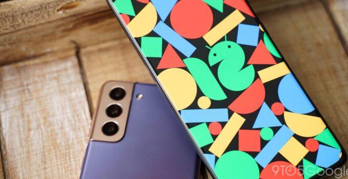 Samsung официально запускает бета-версию Android 12 в США Galaxy S21 с One UI 4.0, инструменты тематики 171