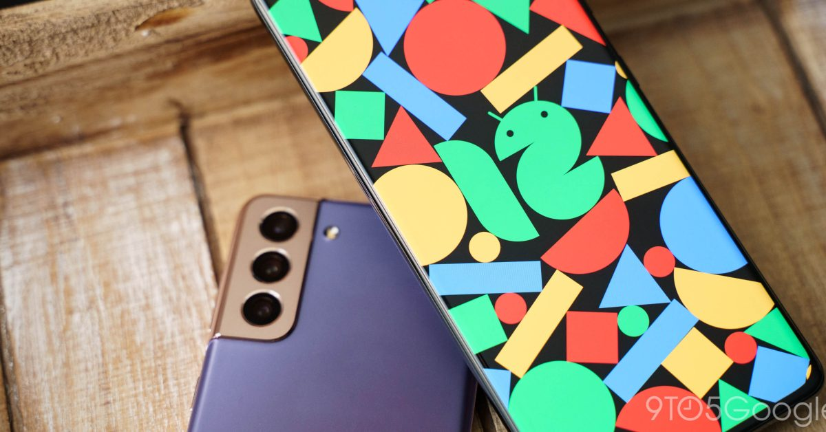 Samsung официально запускает бета-версию Android 12 в США Galaxy S21 с One UI 4.0, инструменты тематики 1