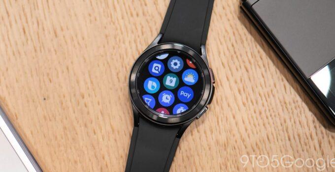 Samsung Galaxy Watch 4 теперь могут управлять Galaxy Почки, подключенные к вашему телефону 127