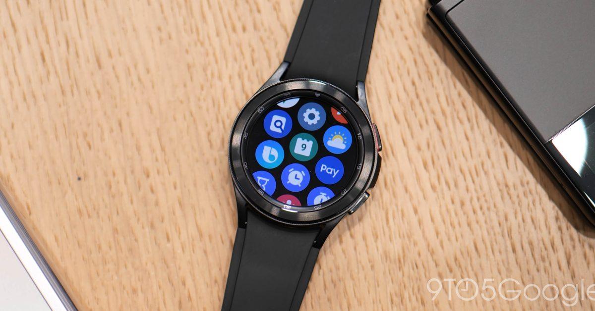 Samsung Galaxy Watch 4 теперь могут управлять Galaxy Почки, подключенные к вашему телефону 1
