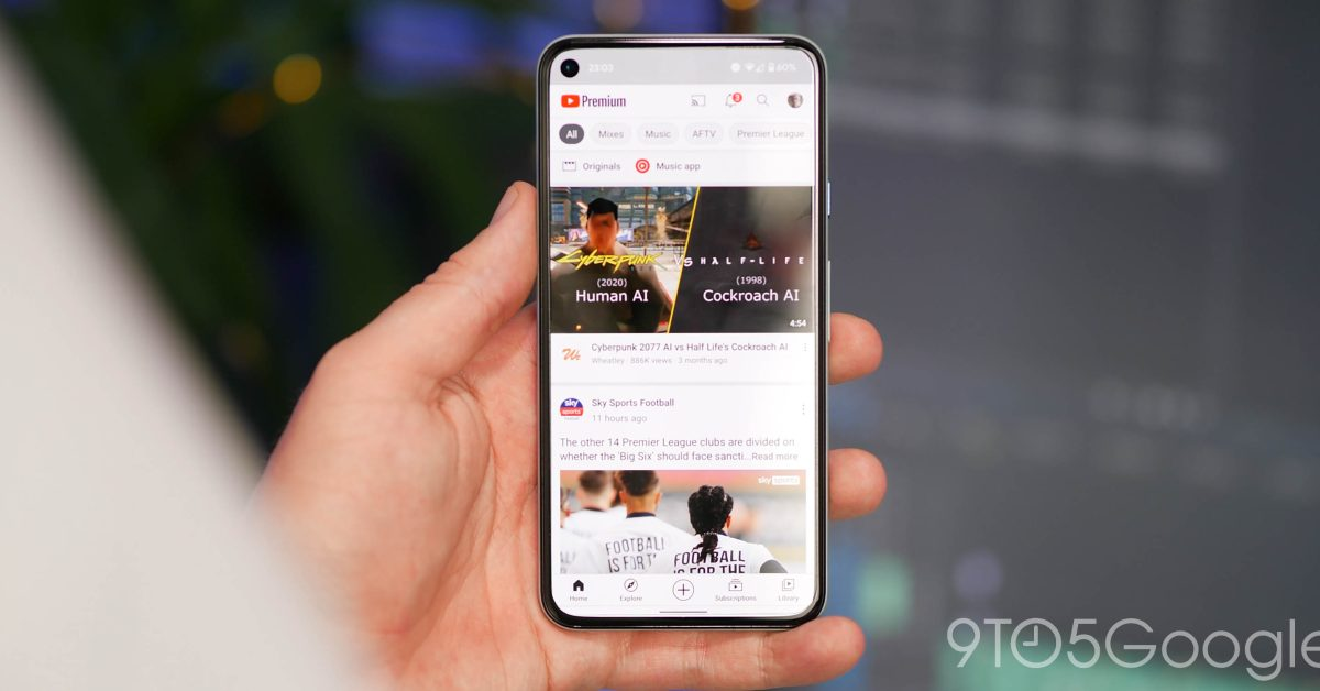 [Update: Live for all] YouTube на iOS, Android тестирует мгновенный перевод комментариев для подписчиков Premium 1