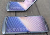 [Update: Specs] Обновленная Motorola Razr 5G раскрыта в просочившихся кадрах 4