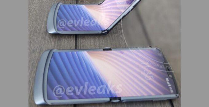 [Update: Specs] Обновленная Motorola Razr 5G раскрыта в просочившихся кадрах 159