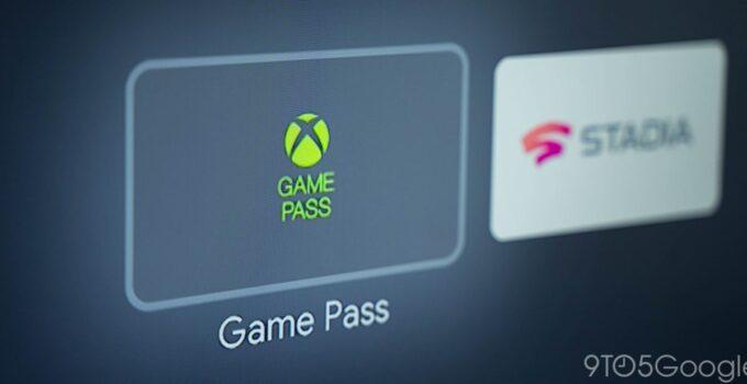 Xbox Game Pass добавляет базовую поддержку Android TV / Google TV со значком на главном экране 205
