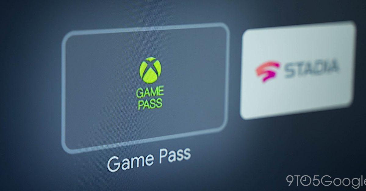 Xbox Game Pass добавляет базовую поддержку Android TV / Google TV со значком на главном экране 1