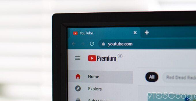 YouTube тестирование офлайн-загрузки видео в настольных браузерах для подписчиков Premium 377
