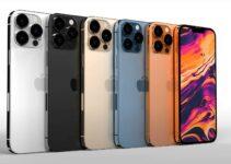 iPhone 13 будет начинаться с 128 ГБ флэш-памяти и увеличиваться до 1 ТБ.
