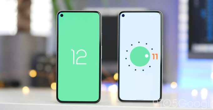 Как перейти с Android 12 на Android 11 в Google Pixel [Video] 7