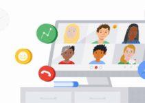 Новое обновление Google Meet предлагает приветственные и забавные функции