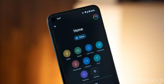 Приложение Google Home скоро получит пульт Android TV на Android и iOS 39