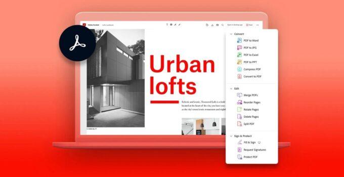 Расширение Adobe Acrobat для Chrome, Edge получает редактор PDF 35