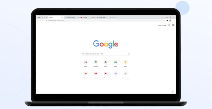 """Тестирование Chrome """"Путешествие"""", которое автоматически группирует посещенные сайты по темам, боковая панель поиска Chrome OS 81"""