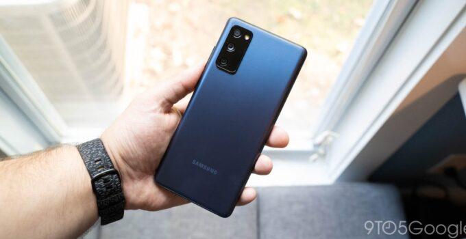 Обновление для системы безопасности Samsung за октябрь 2021 г. Galaxy устройства 73