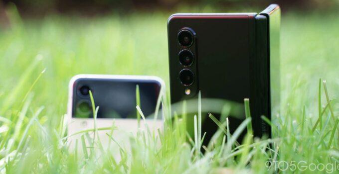 Samsung демонстрирует, как тестирует прочность Galaxy Z Fold 3 и переворот 3 [Video] 33