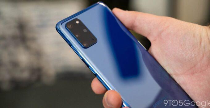Обновление для системы безопасности Samsung за октябрь 2021 г. Galaxy устройства 19