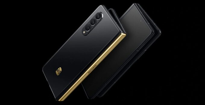 'Galaxy W22 '- особый Galaxy Z Fold 3 для Китая стоимостью более 2600 долларов 21