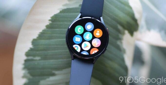 Galaxy Watch 4 получают первое крупное обновление с функцией обнаружения падения, новыми циферблатами и многим другим. 11