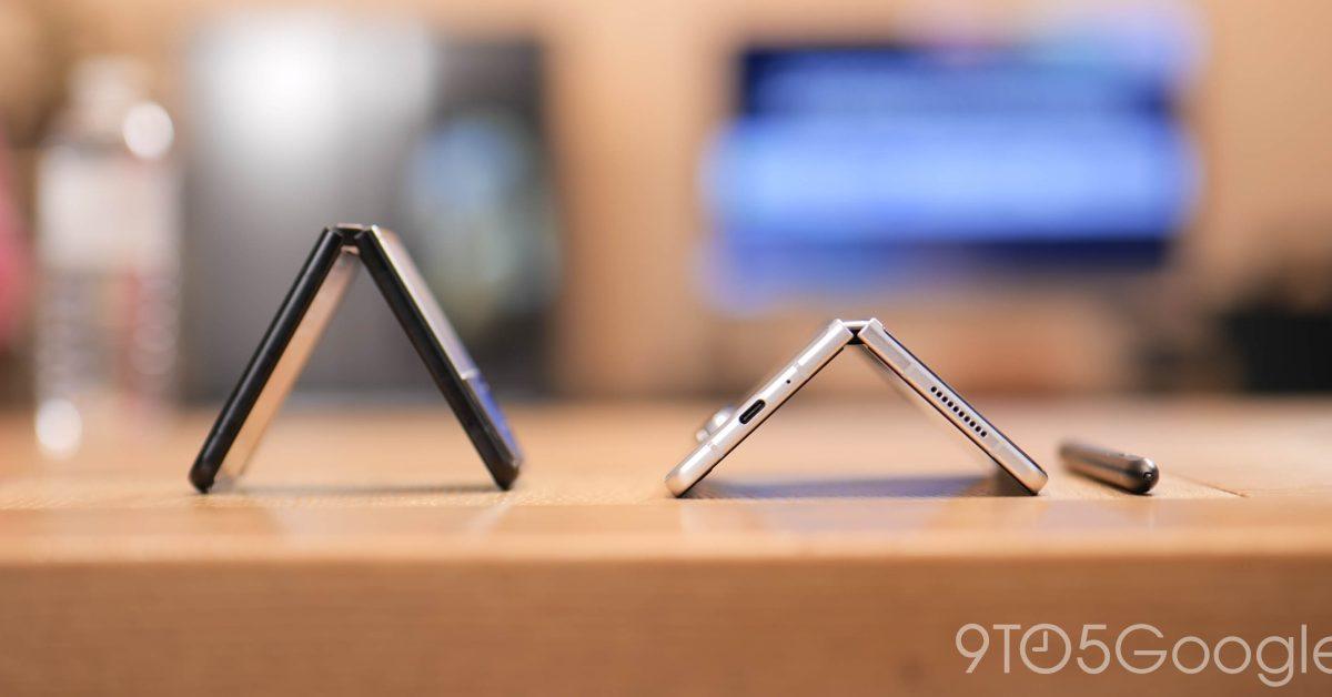 Galaxy Z Fold 3. По сообщениям, только в Южной Корее было продано 1 миллион единиц Flip 3. 1