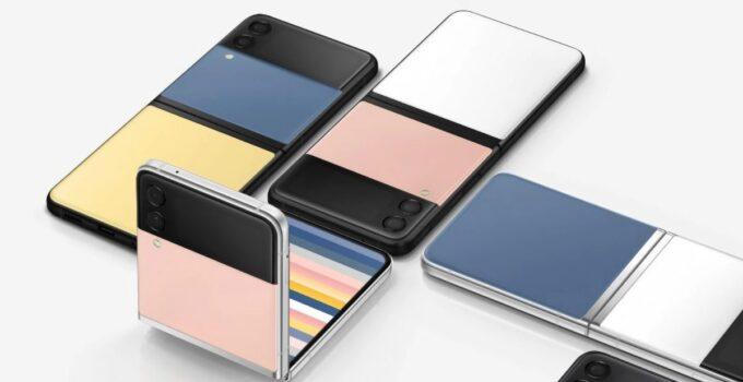 Samsung возрождает мечту Moto X с Galaxy Z Flip 3 'Bespoke' Edition и его настраиваемые цвета 9
