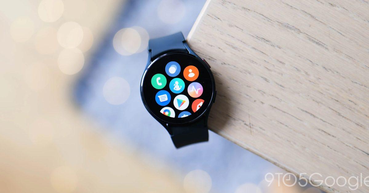 Samsung выпускает еще одну Galaxy Смотрите 4 обновления, устраняющее ошибки 1
