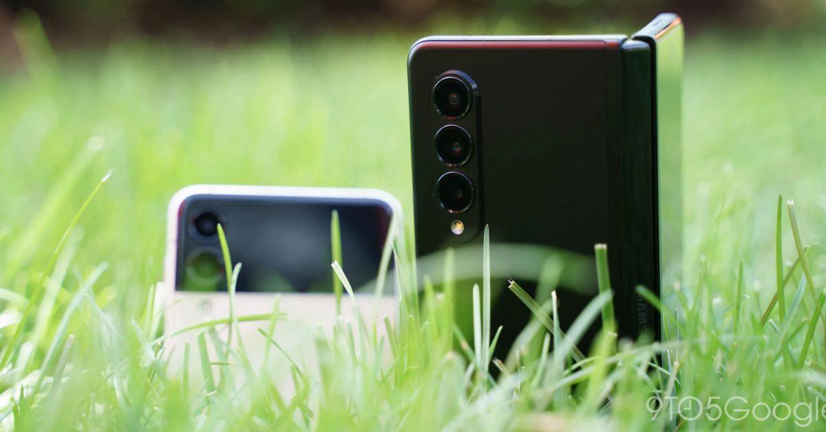 Samsung демонстрирует, как тестирует прочность Galaxy Z Fold 3 и переворот 3 [Video] 1