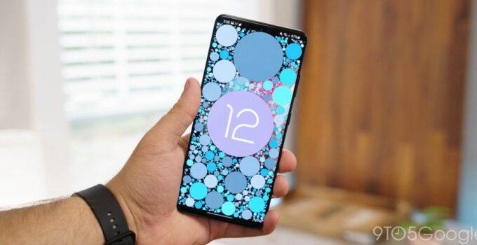 Samsung использует цветовые темы Android 12 на основе обоев во второй бета-версии [Gallery] 71