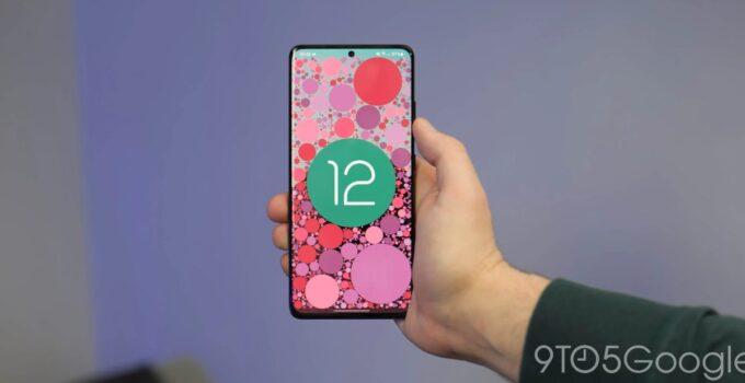 Samsung ожидает выхода Android 12 до конца года 27