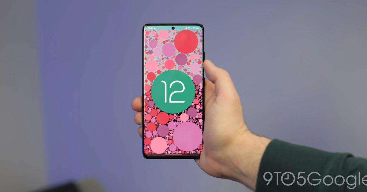 Samsung ожидает выхода Android 12 до конца года 1