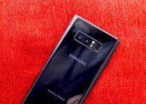 Samsung официально прекращает поддержку Galaxy Note 8 по прошествии более четырех лет 2