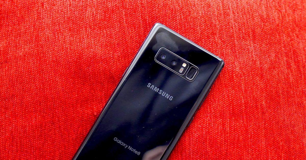 Samsung официально прекращает поддержку Galaxy Note 8 по прошествии более четырех лет 1