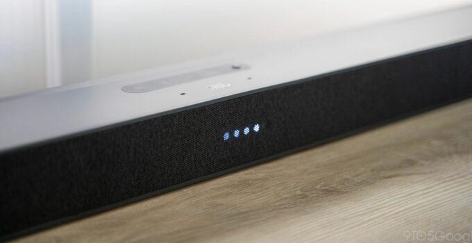 Verizon, похоже, работает над первой звуковой панелью для Android TV после провалившейся панели ссылок JBL 57
