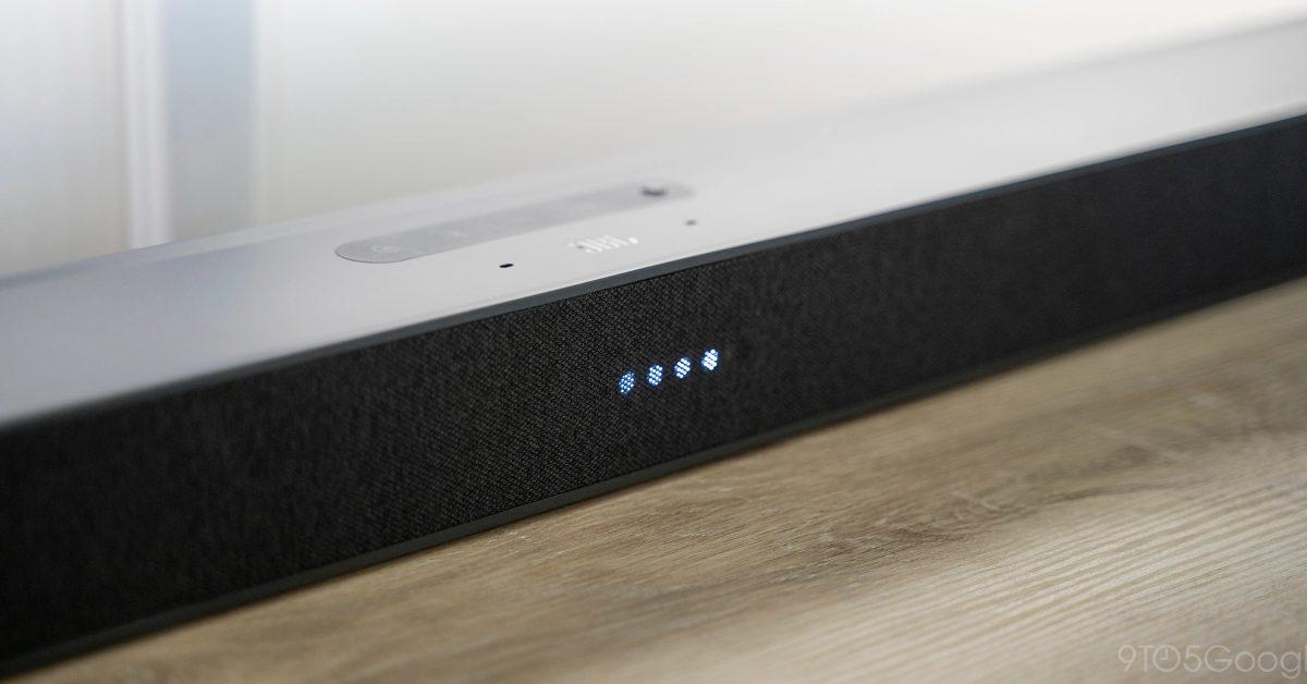 Verizon, похоже, работает над первой звуковой панелью для Android TV после провалившейся панели ссылок JBL 1